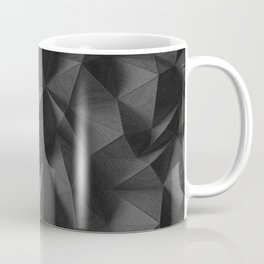 black rocks landscape Coffee Mug