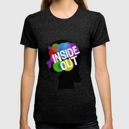 Inside Out of Riley's Head T-shirt