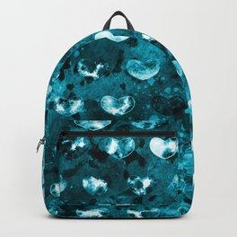 Abstract Hearts II Backpack
