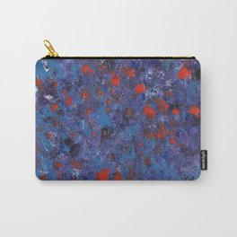Deborah Jane (Breast Painting) Carry-All Pouch
