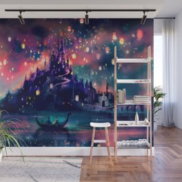 The Lights Wall Mural