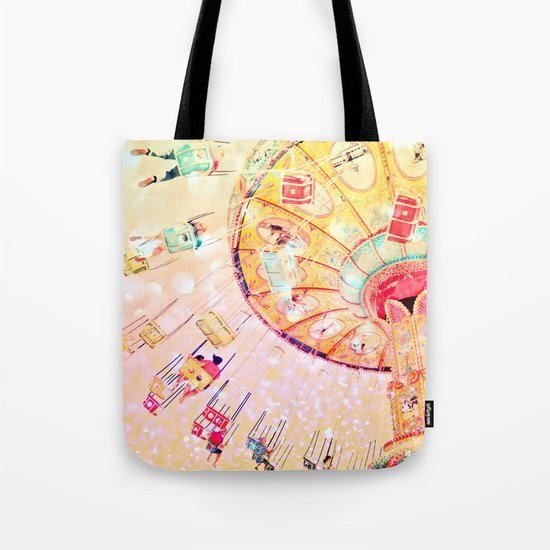 Joy Ride... Tote Bag