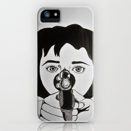 Karen Hill (Goodfellas, 1990) iPhone Case