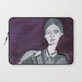 Emily Dickinson Laptop Sleeve