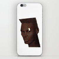 phil jones iPhone & iPod Skins featuring Jones by Heinz Aimer