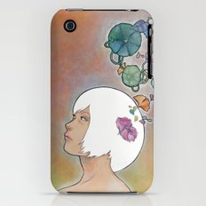 Moonflower Slim Case iPhone (3g, 3gs)