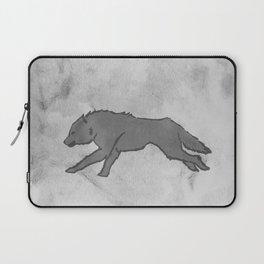 Wolf Banner Laptop Sleeve