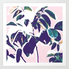 Pruning Art Print
