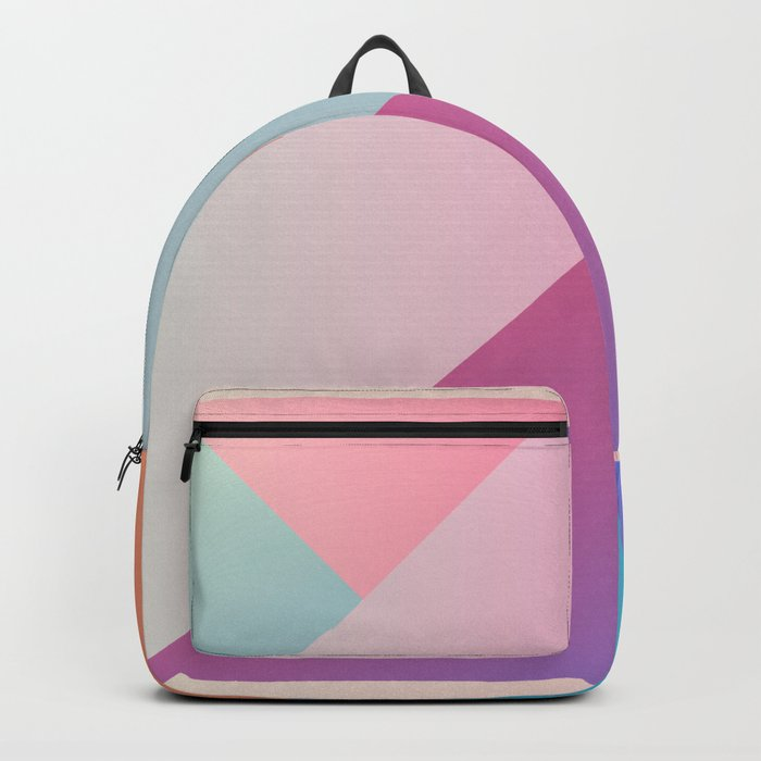 Ultra Geometric Backpack