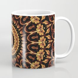 Autum Colors Mandala Coffee Mug