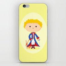 Petit Prince iPhone & iPod Skin