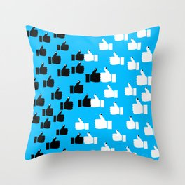 1, 2, 3, 4, I declare... Throw Pillow
