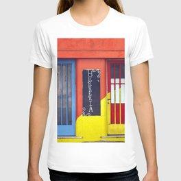 Blacksmith's Workshop, La Boca, Buenos Aires T-shirt