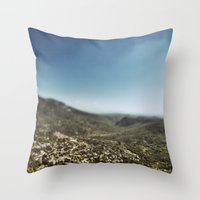 france Throw Pillows featuring France by jmdphoto