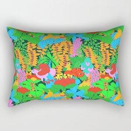 Jungle Groove Rectangular Pillow