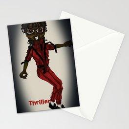 Thriller Stationery Cards