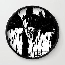 Rusalka:  Demon Witch of the Vasyugan Swamp Wall Clock