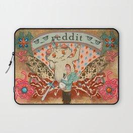 Reddit Poster Laptop Sleeve