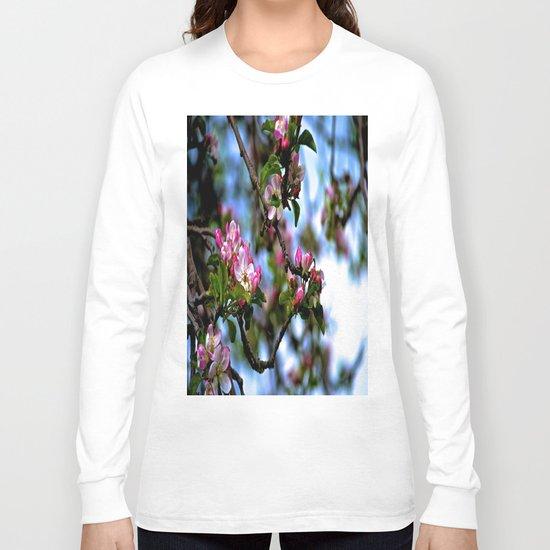 Future Apples Long Sleeve T-shirt