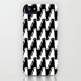 Meowstooth iPhone Case