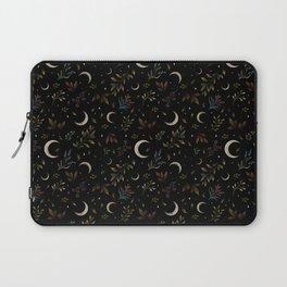 Crescent Moon Garden Laptop Sleeve