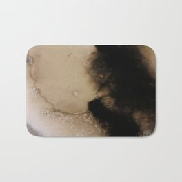 Ink Froth Bath Mat