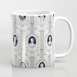 Science Women Toile de Jouy Coffee Mug
