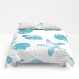 seashells and stars Comforters