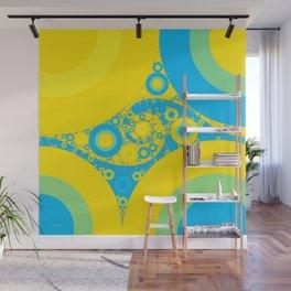 Happy Summertime Wall Mural