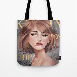 SnK Magazine Petra Tote Bag