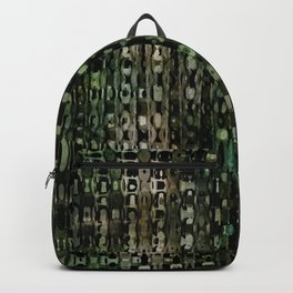 InTheTV Green Backpack