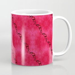 Red Ribbon Coffee Mug