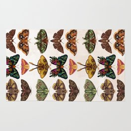 Moth Wings III Rug