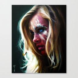 Reaper Clarke Canvas Print