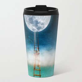 Reach for the Moon Travel Mug