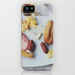 Have Your Breakfast iPhone Case
