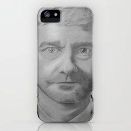 Martin Freeman iPhone Case
