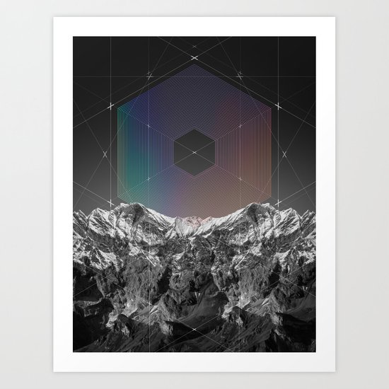 It Cannot Block Out the Sun Art Print