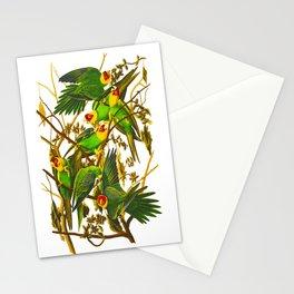 Carolina Parrot Stationery Cards