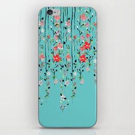 Floral Dilemma #society6 #decor #buyart iPhone Skin