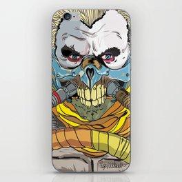 Immortan iPhone Skin