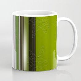 Embossed Fern Coffee Mug