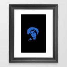 Dr. Caligari Framed Art Print