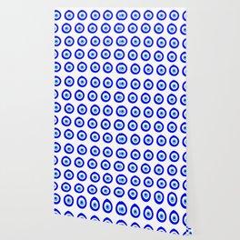Evil Eye Pattern Wallpaper