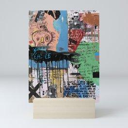 A Lower Eastside Memory Mini Art Print
