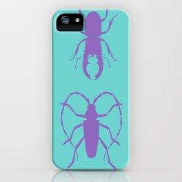 Beetle Grid V1 iPhone Case