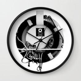 Life buoy Wall Clock