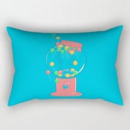 Balloon, Gumball Rectangular Pillow