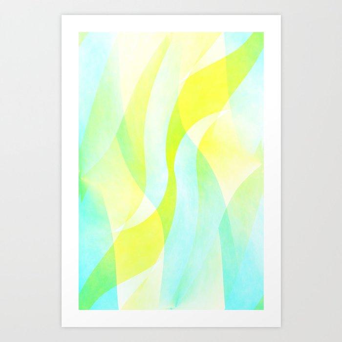 Pattern 2017 010 Art Print