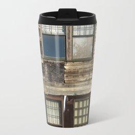 Weathered Windows Travel Mug